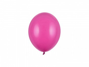 Balony Strong 12cm, Pastel Hot Pink (1 op. / 100 szt.)