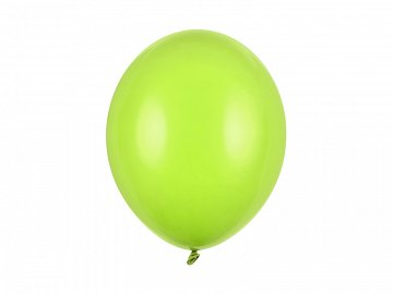 Balony Strong 30cm, Pastel Lime Green (1 op. / 100 szt.)
