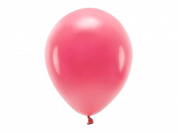 Eco Balloons 30cm pastel, light red (1 pkt / 10 pc.)