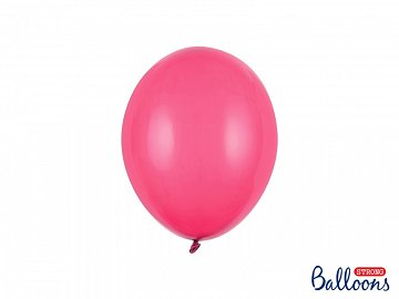 Balony Strong 23cm, Crystal Hot Pink (1 op. / 100 szt.)