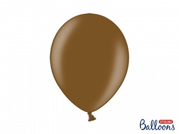 Strong Balloons 30cm, Metallic Chocolate Brown (1 pkt / 100 pc.)