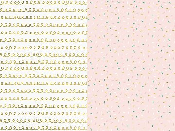 Wrapping paper, mix, 70x200cm (1 pkt / 2 pc.)