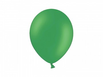 Celebration Balloons 29cm, emerald green (1 pkt / 100 pc.)