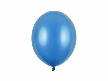 Balony Strong 27cm, Metallic Caribb. Blue (1 op. / 100 szt.)