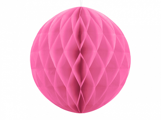 Honeycomb Ball, pink, 30cm