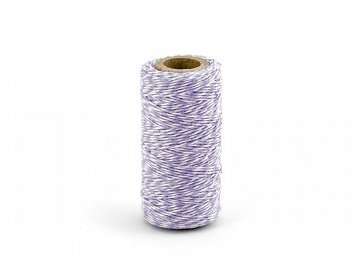 Baker's Twine, lilac, 50m