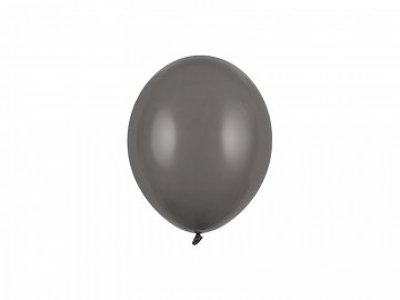Strong Balloons 12cm, Pastel Grey (1 pkt / 100 pc.)