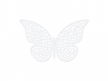 Paper Decorations Butterfly, 8 x 5cm (1 pkt / 10 pc.)