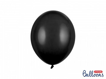 Strong Balloons 27cm, Pastel Black (1 pkt / 10 pc.)