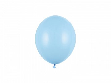 Strong Balloons 12cm, Pastel Baby Blue (1 pkt / 100 pc.)