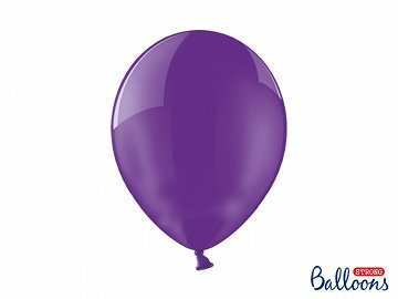 Balony Strong 30cm, Crystal Violet (1 op. / 100 szt.)