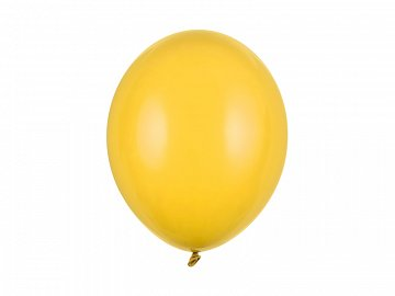Balony Strong 30cm, Pastel Honey Yellow (1 op. / 100 szt.)