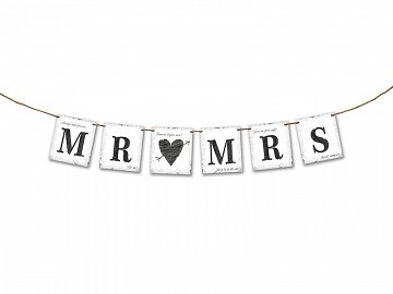 Baner MR MRS, 77cm (1 karton / 60 szt.)