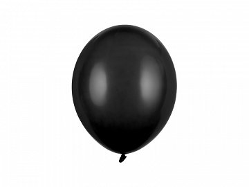 Strong Balloons 27cm, Pastel Black (1 pkt / 100 pc.)