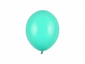 Strong Balloons 23cm, Pastel Mint Green (1 pkt / 100 pc.)