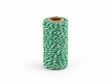 Baker's Twine, emerald green, 50m (1 pc. / 50 lm)