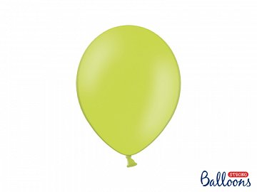 Balony Strong 27cm, Pastel Lime Green (1 op. / 20 szt.)