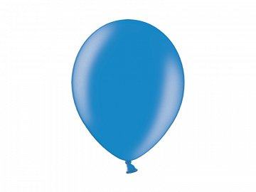 Balony 14'', Metallic Blue (1 op. / 100 szt.)