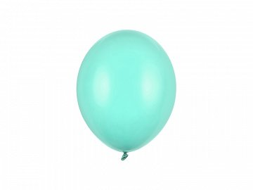 Strong Balloons 23cm, Pastel Light Mint (1 pkt / 100 pc.)