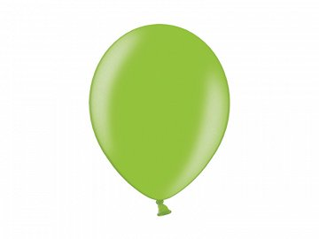 Balony 14'', Metallic Lime Green (1 op. / 100 szt.)