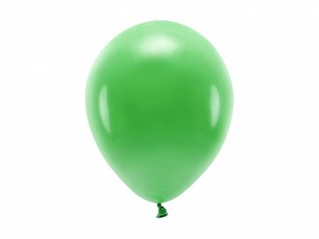Eco Balloons 26cm pastel, green grass (1 pkt / 10 pc.)