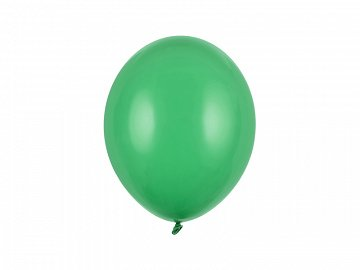 Strong Balloons 27cm, Pastel Emerald Green (1 pkt / 100 pc.)