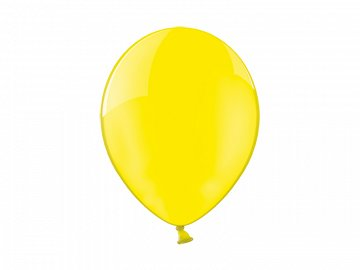 Balony 14'', Crystal Yellow (1 op. / 100 szt.)