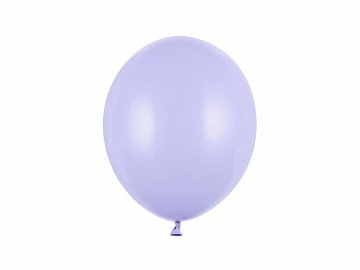 Strong Balloons 27cm, Pastel Light Lilac (1 pkt / 100 pc.)