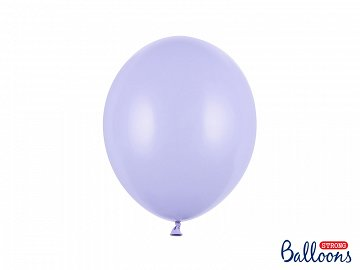 Strong Balloons 27cm, Pastel Light Lilac (1 pkt / 10 pc.)