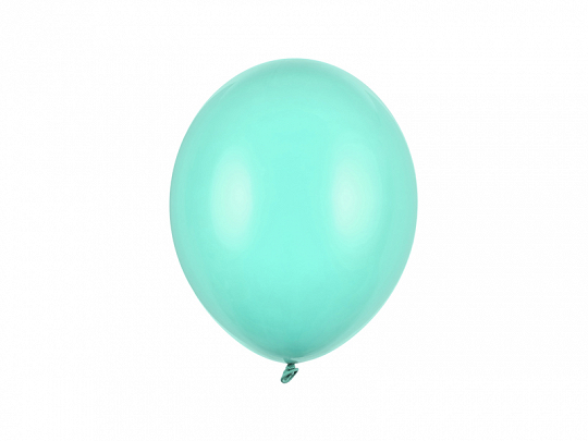 Balony Strong 27cm, Pastel Light Mint (1 op. / 100 szt.)