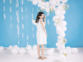 First Communion photo props, mix (1 pkt / 6 pc.)