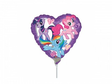 Microfoil balloon 9'' HRT My Little Pony