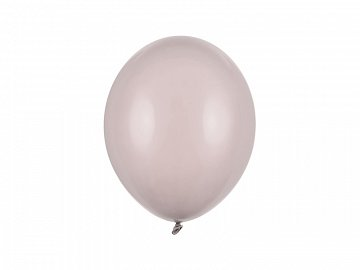 Strong Balloons 27cm, Pastel Warm Grey (1 pkt / 100 pc.)