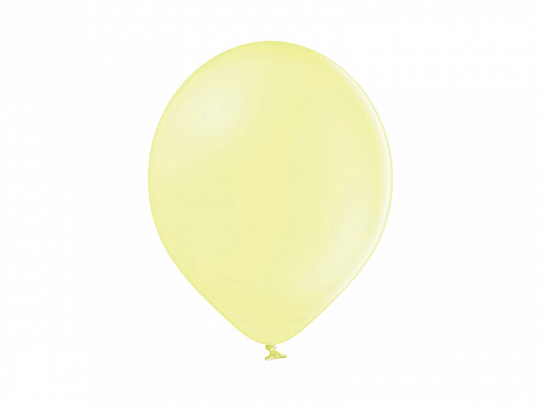 Balony 14'', Pastel Lemon (1 op. / 100 szt.)