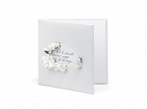 Decorative CD case, 14 x 13.8cm