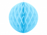 Honeycomb Ball, sky-blue, 20cm