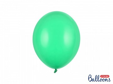 Strong Balloons 27cm, Pastel Green (1 pkt / 10 pc.)