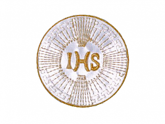 Emblem embroidery