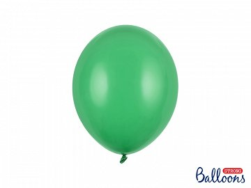 Strong Balloons 27cm, Pastel Emerald Green (1 pkt / 10 pc.)