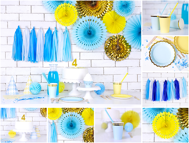 Blue Loves Yellow Collection