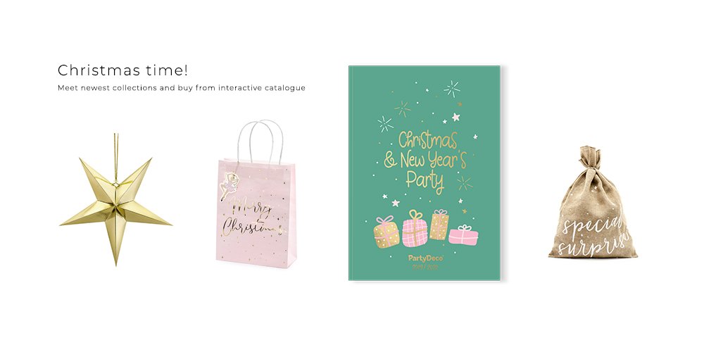 Christmas & New Year's Party Catalogue 2019