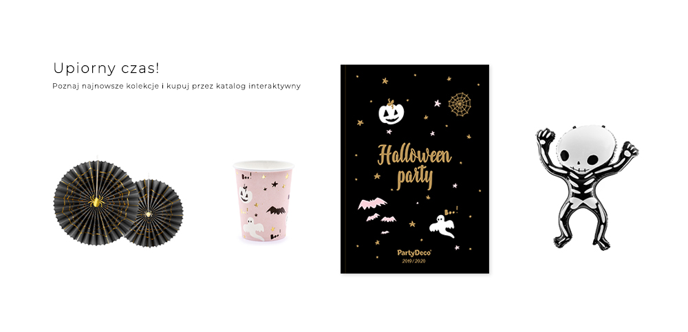 Katalog Halloween 2019