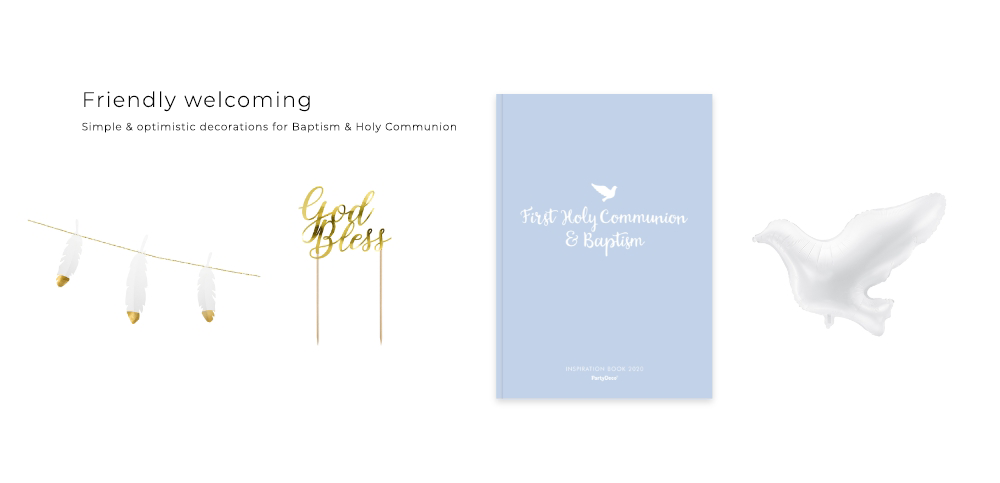 First Holy Communion & Baptism 2020