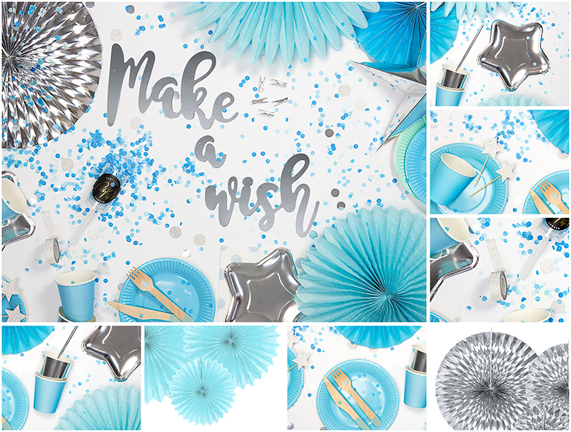 Kolekcja Magic Blue