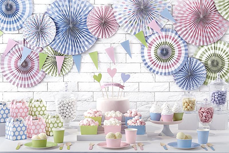 Kolekcja Party Pastelove